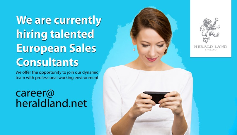 European Sales Consultants