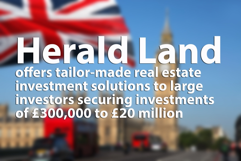 Herald Land - Bespoke Solutions