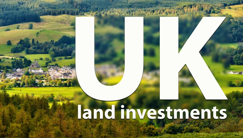 UK land investments