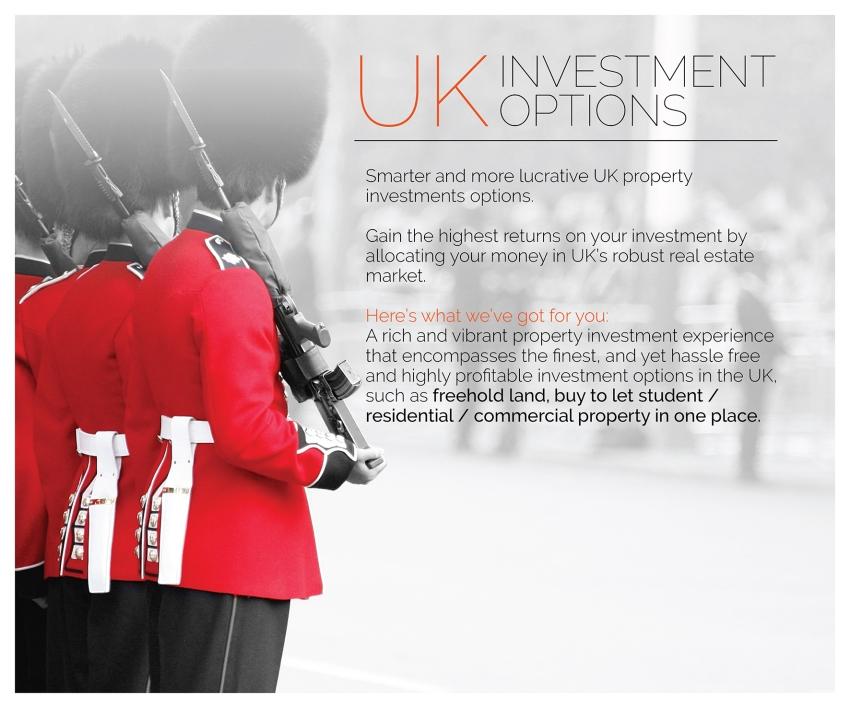 Herald Land - UK real estate expert